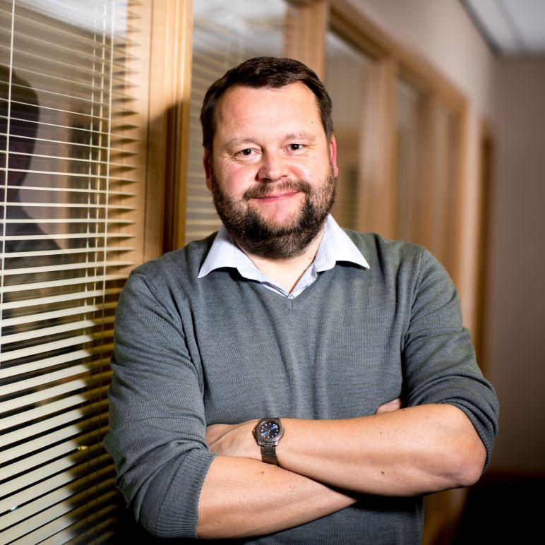 Nigel Boyle